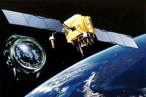 Принцип работы спутниковой